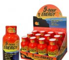 5 Hour Energy - FULL Wholesale CASE- 18 Boxes - ( ORANGE)